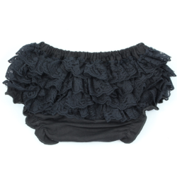 Black Lace Bloomer